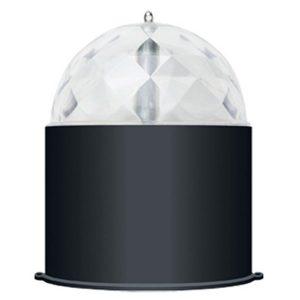 Светодиодный многоцветный светильник-проектор (Uniel Volpe-Disco-ULI-Q302-3-RGB-Black 09840)