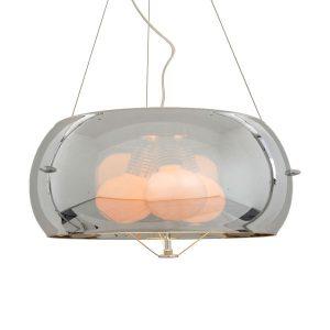 Подвесной потолочный светильник Lumina Deco STILIO D50 (LDP 6018-500 CHR)