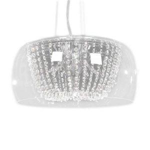 Подвесной потолочный светильник Lumina Deco DISPOSA D50 (LDP 7018-500 PR)